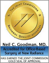 New Radiance Medspa Joint Commission Gold Seal of Approval