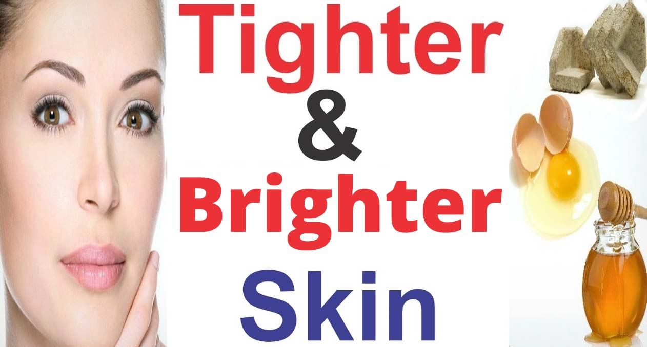 Home Remedies for Skin Tightening